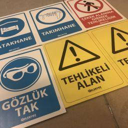 etiket,imalatı