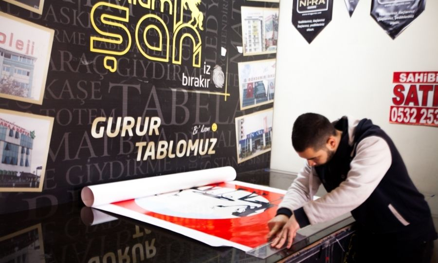 Dijital Baskı Ankara